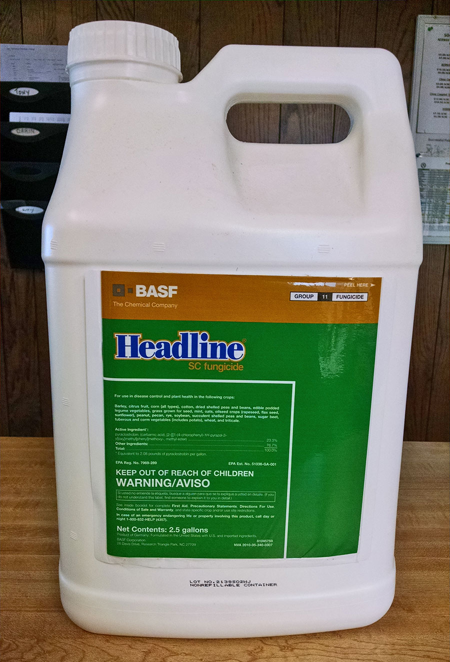 Fungicide for Plant Disease Control | Soil Service